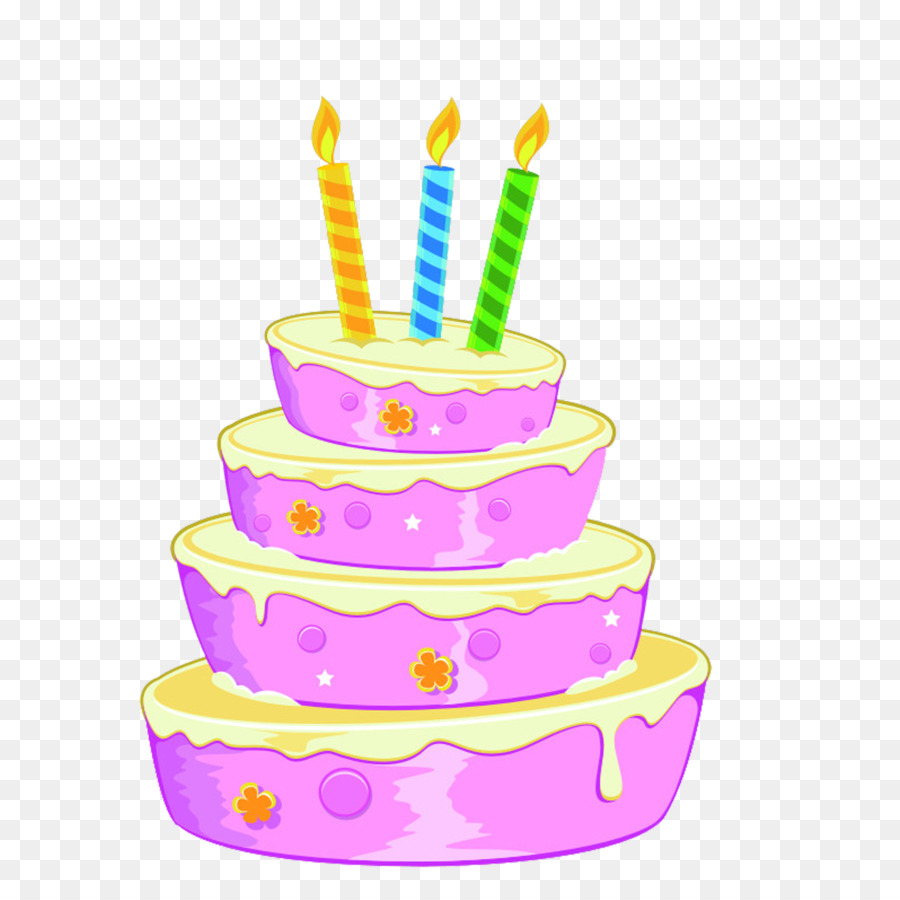 Birthday Cake Happy To You Clip Art