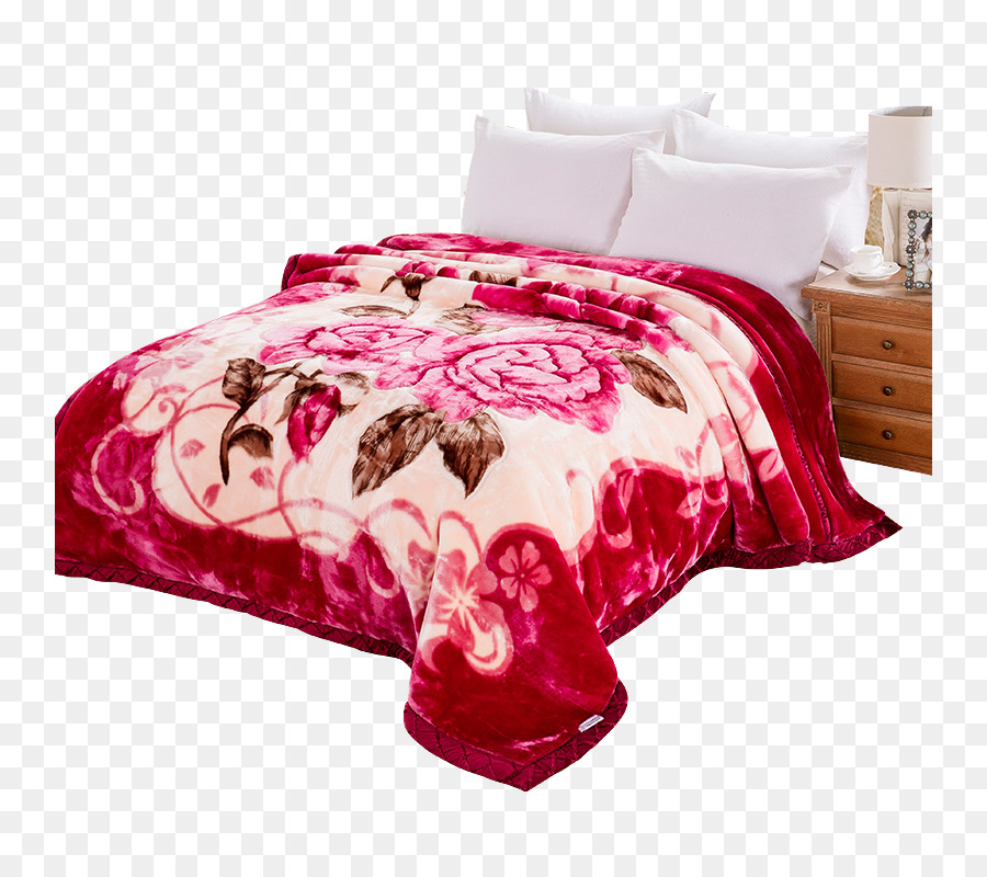 Blanket Bed Sheet Bedding Quilt Winter Air Conditioning Material - Quilted-blankets-for-the-bed