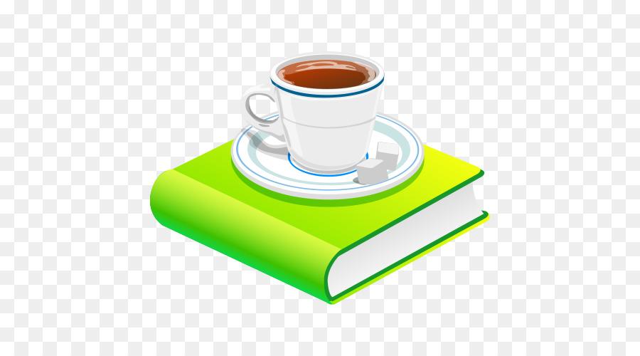 Taza De Cafe Dibujo Png: Libro Vector De Material Png Dibujo
