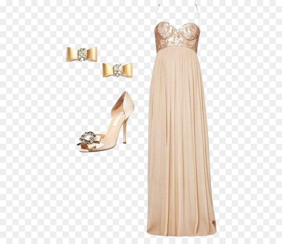 Dress Evening gown Clothing Prom - Pink sequined dress Bra png ...