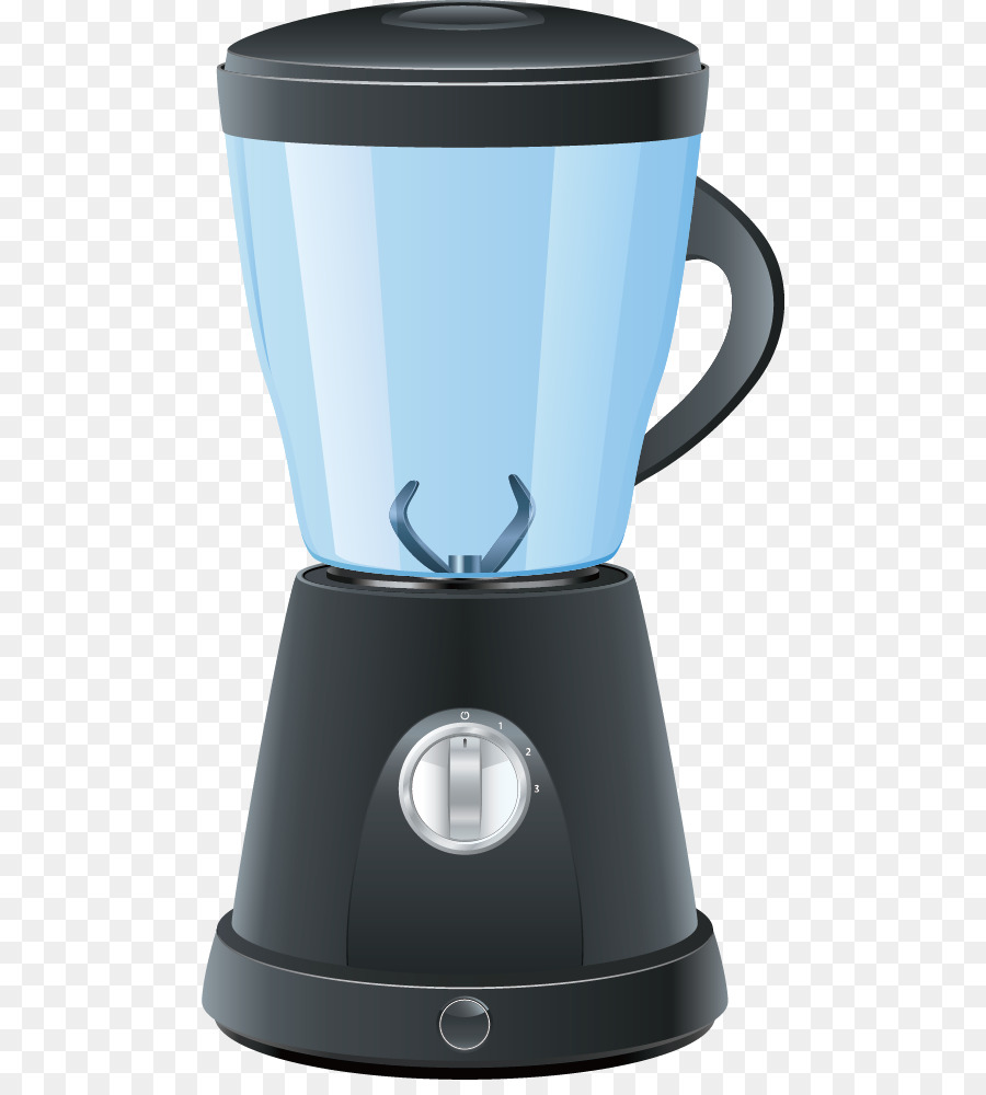 Soy Milk Blender Illustration
