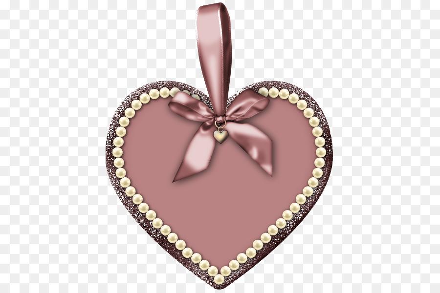 heart pink clip art heart shaped ornaments png download 480 597