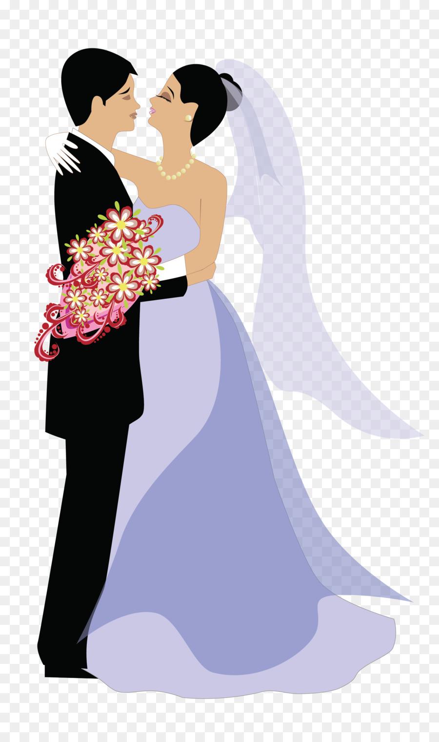 Invitación de la boda el Novio Clip art - De la boda el matrimonio ...