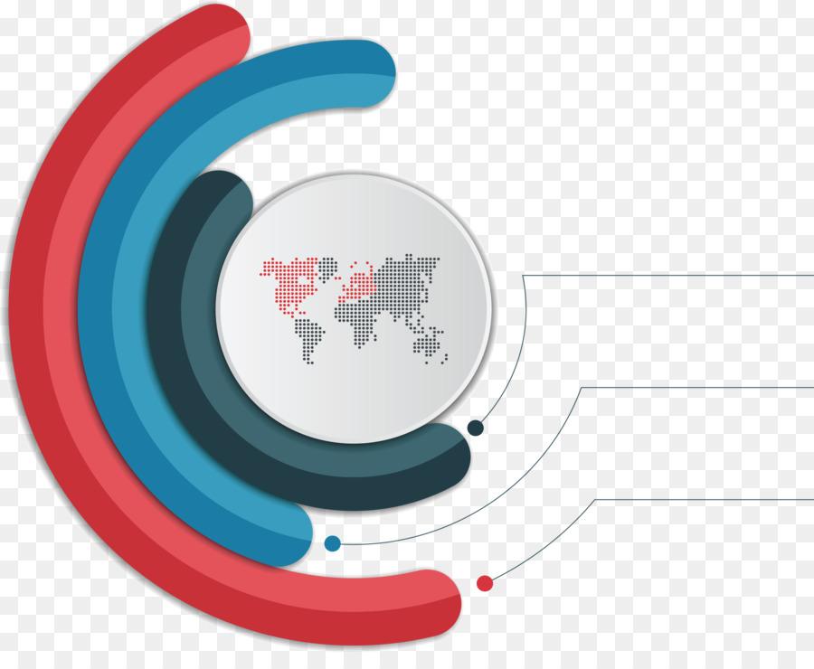 Euclidean vector Infographic Diagram Template - Ppt creative design ...