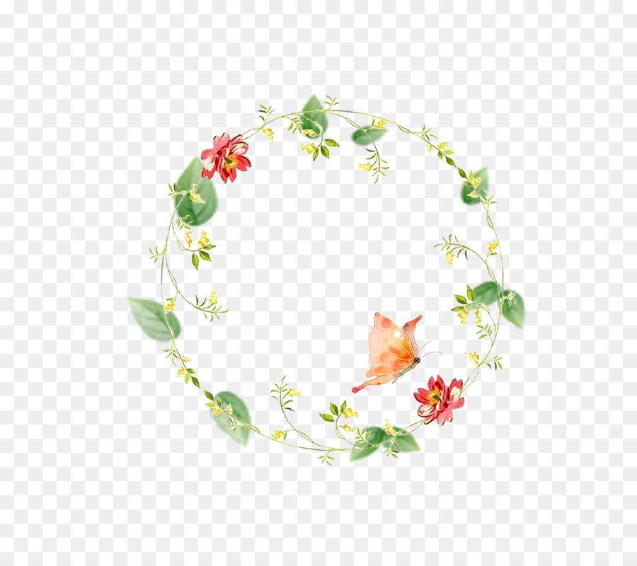 Disk Daire çiçek Küçük Resim Antik Boyama Daire Png Indir 800