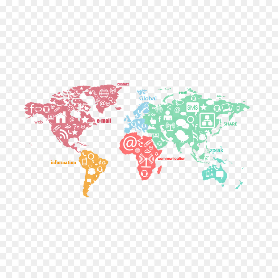 World map globe vector map material png download 11811181 world map globe vector map material gumiabroncs Gallery