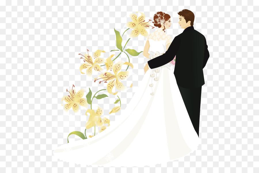 Wedding Marriage Romance U8acbu5e16 Korean Wedding Png Download