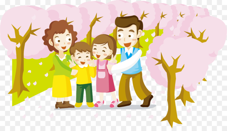 Gambar Kartun Keluarga Yang Bahagia Braderva Doceinfo