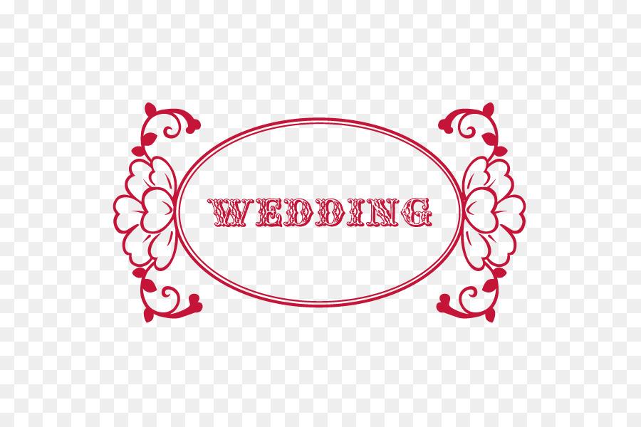 Wedding invitation Motif Logo - Wedding invitations decorative ...