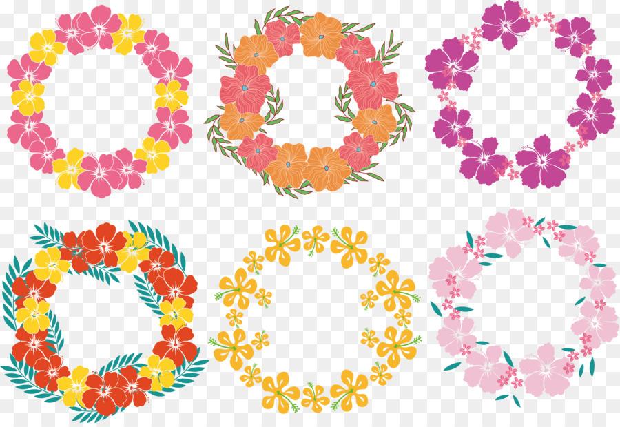 hawaiian lei clip art bridal bouquet png download 2651 1810 rh kisspng com lei clip art border lei pictures clip art