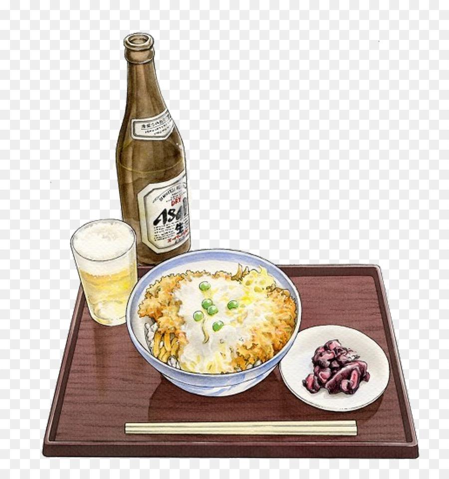 Japanese cuisine ramen tonkatsu food illustration wine and side japanese cuisine ramen tonkatsu food illustration wine and side dishes forumfinder Image collections