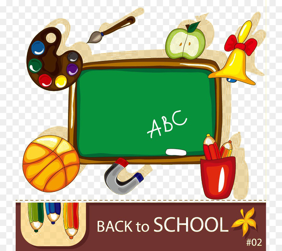 Back To School School Background png download - 800*800