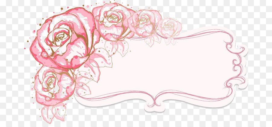 Flower illustration vector flowers border png download 742411 flower illustration vector flowers border mightylinksfo