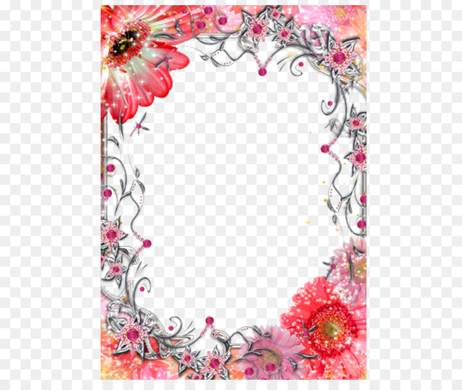 Picture Frame Mothers Day Valentines Day Film Frame Valentines
