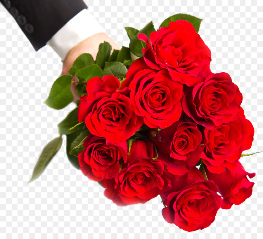 Flower Bouquet Red Photography Red Rose Photography Png Download