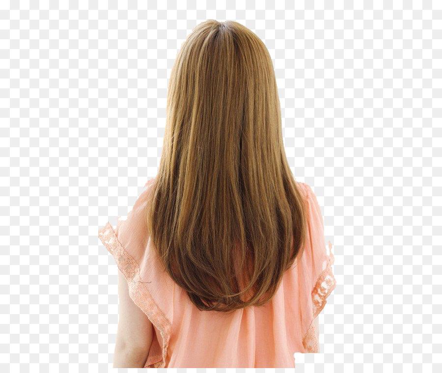 Frisur Lange Haare Madchen Frisuren Png Herunterladen