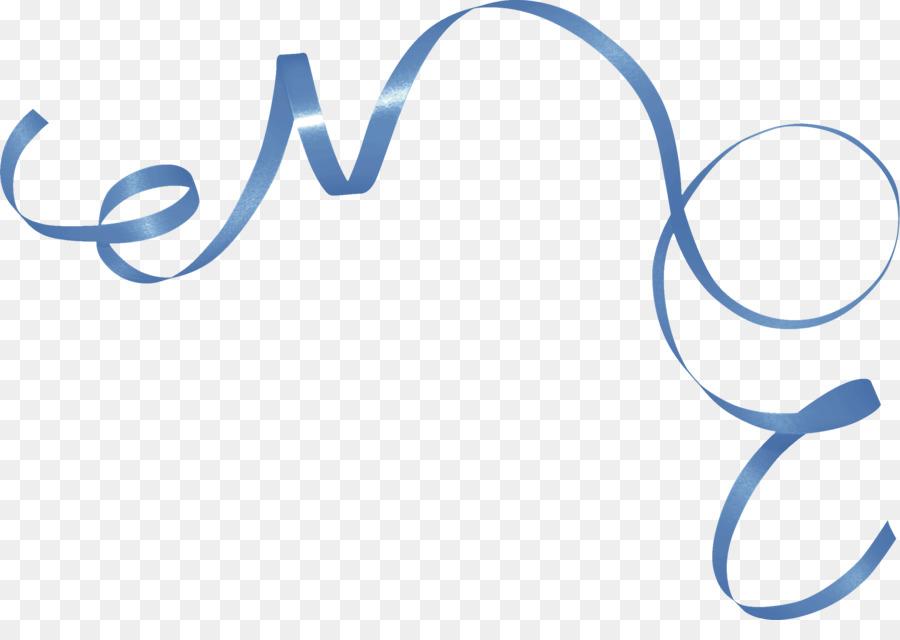 Line Art Ribbon : Ribbon photography clip art blue decorative background png