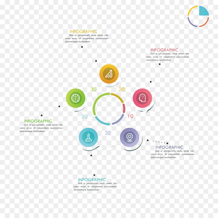 Diagram Infographic Chart - Creative Graphic Design business ...