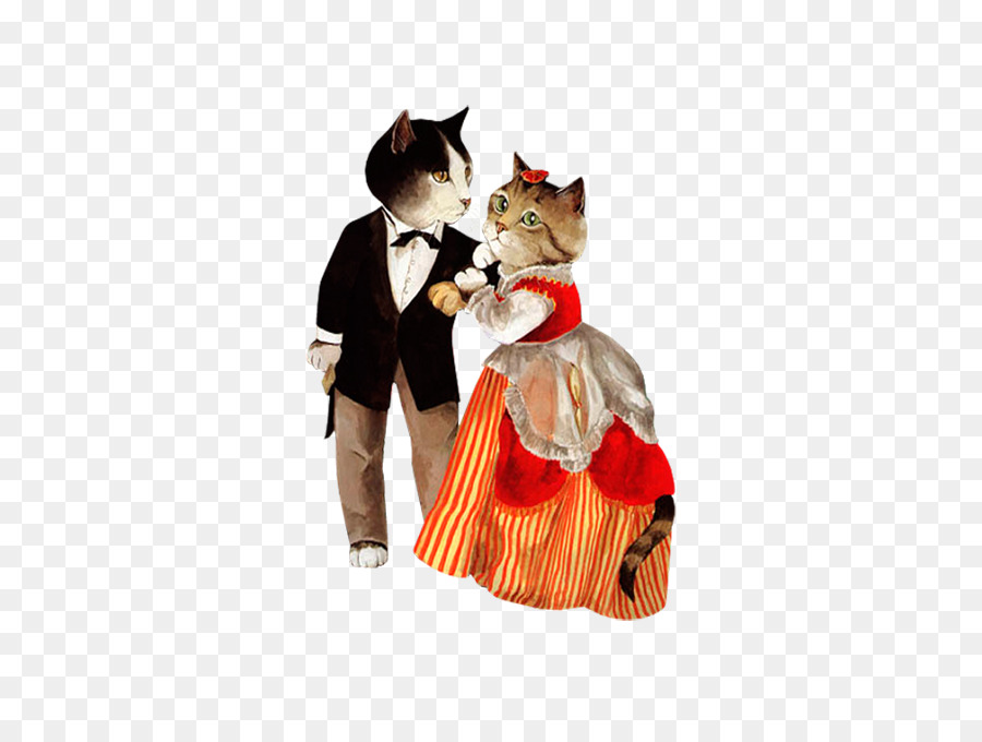 Cat marriage cartoon beautiful cat wedding png download 485665 cat marriage cartoon beautiful cat wedding junglespirit Images