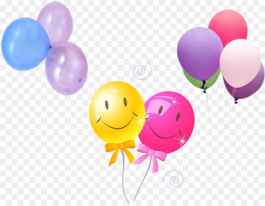 Ballon Geburtstag Party Clip Art Ballon Png Herunterladen 2362