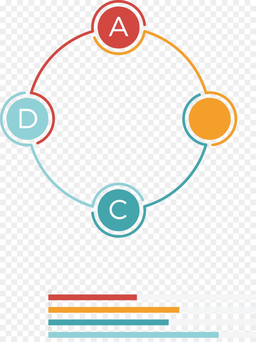 Circle Finitary relation Logic - Vector creative circle design logic ...