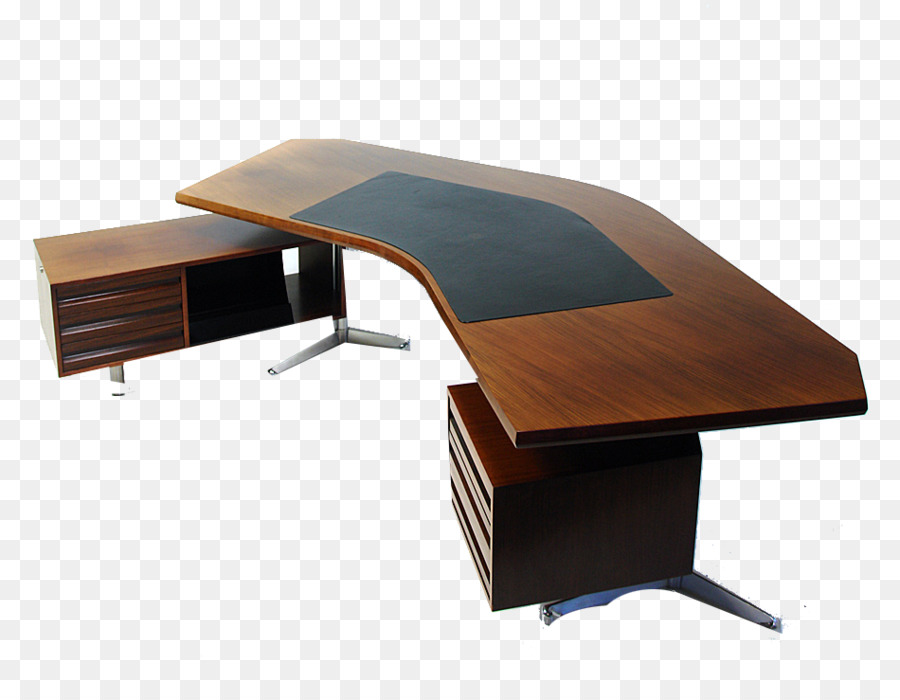 Table Desk Office Furniture Dark Corner Tables