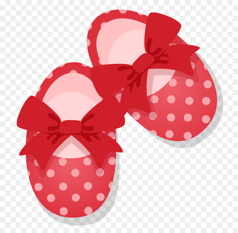 Wedding invitation Infant Baby shower Clip art - Red shoes png ...
