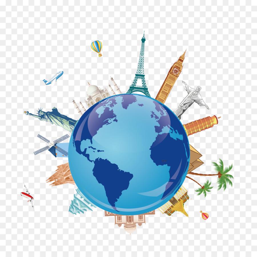Package Tour Travel Agent Clip Art