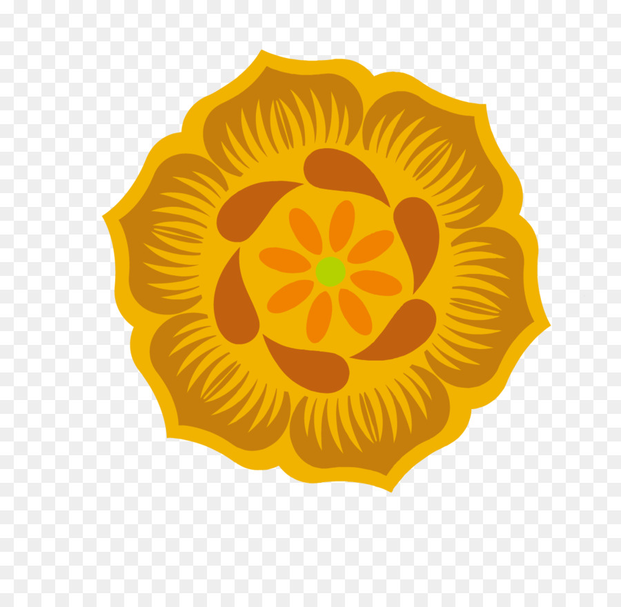 Buddhism Clip Art Hand Painted Buddhist Lotus Pattern Png Download