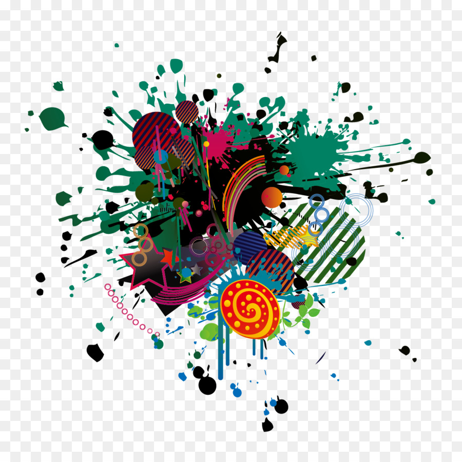 Carnival Abstract art - Art Design png download - 1181 ...