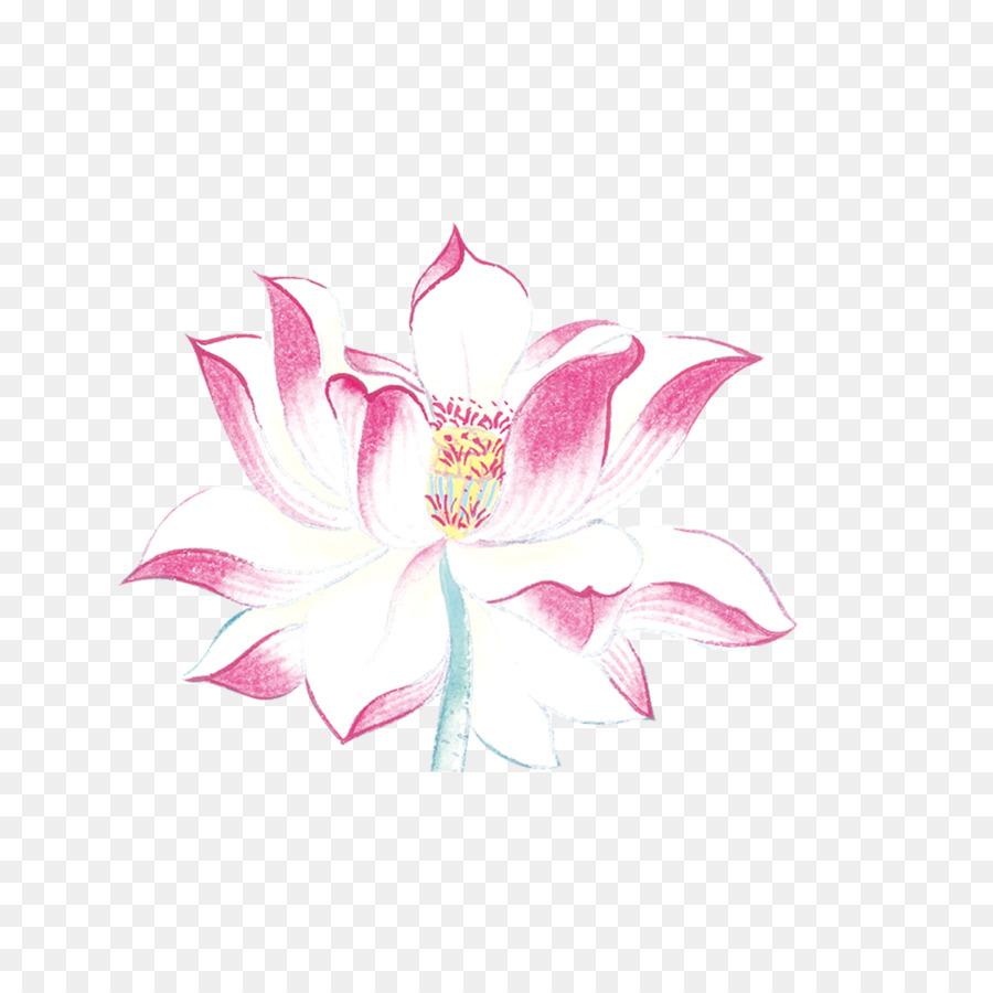 Download Icon Painting Lotus Png Download 18001800 Free