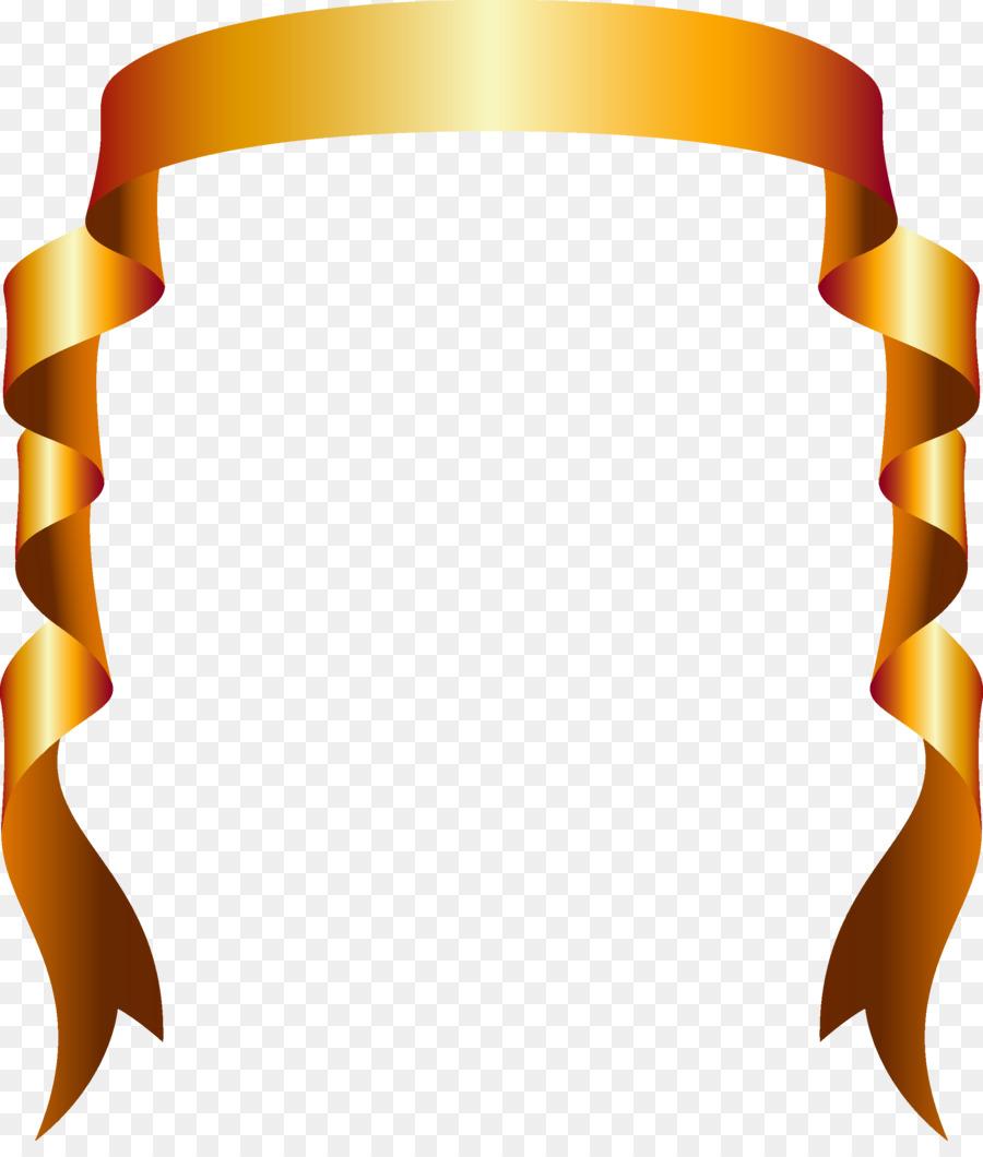 Software de marco de Foto arte de Clip - De oro de la cinta Formatos ...