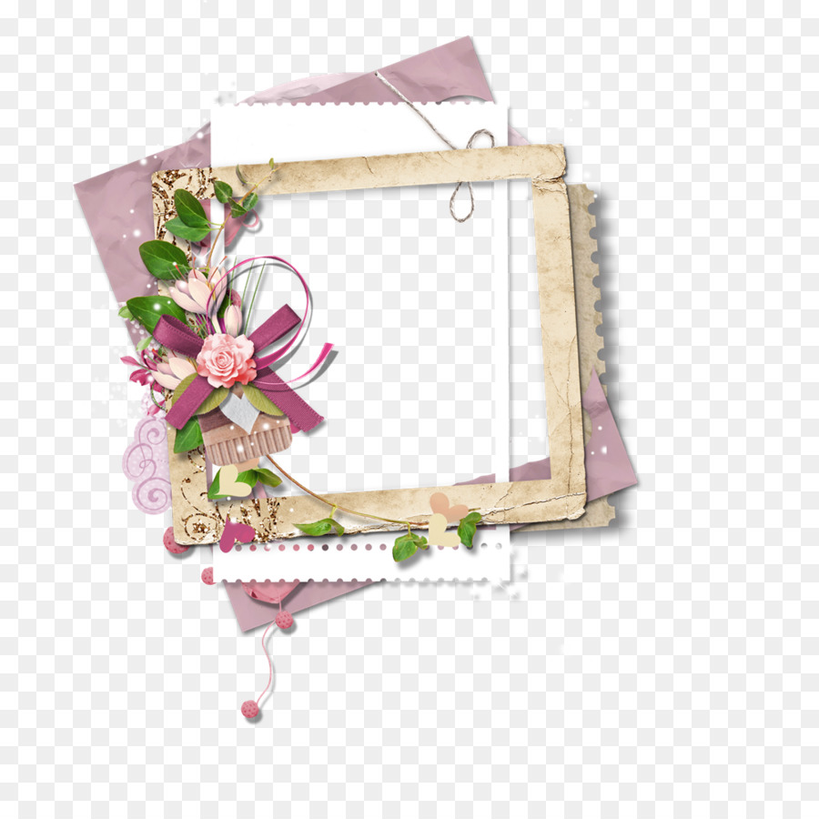 Picture frame Photography Android - Flowers creative floral border ...