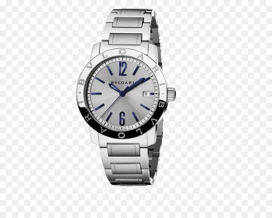 455babe84f1f Bulgari montre Automatique Bijoux produits de Luxe - Bulgari montre en  argent masculin de la montre