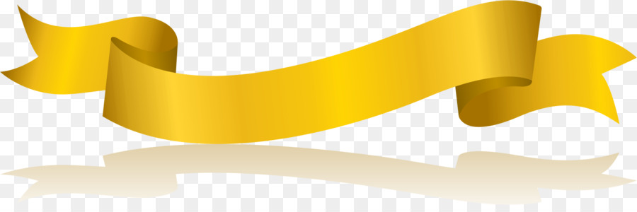gold euclidean vector golden ribbon png download 1590 512 free