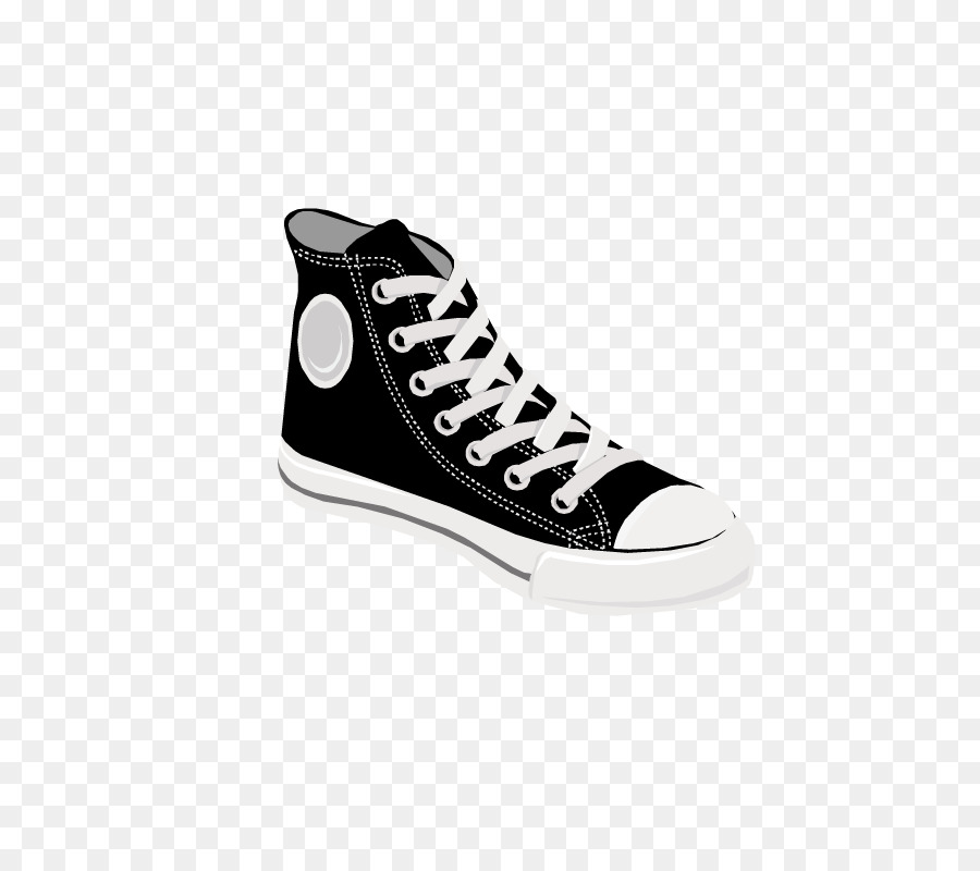3085faf0e06a1d Shoe Converse Sneakers Chuck Taylor All-Stars Clothing - Black tide shoes  png download - 612 792 - Free Transparent Shoe png Download.