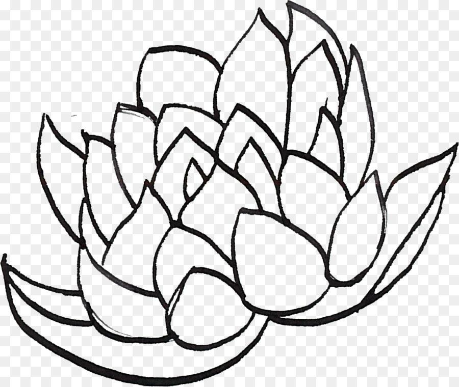 Ligne Art Dessin Clip Art Dessin De La Ligne De Lotus