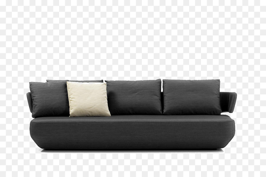 Table Couch Chair Bench   Black Sofa Modern Minimalist Décor Rest