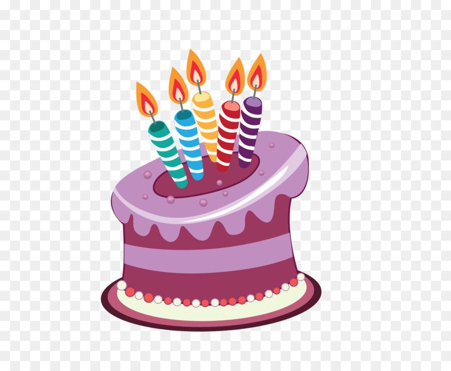 Tarta De Cumpleaños De Chocolate Pastel De Cumpleaños