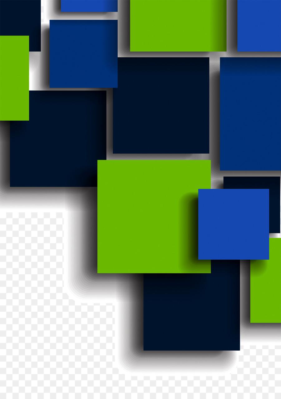 Cuadrado Azul De La Ciencia - Colorido fondo cuadrado Formatos De ...