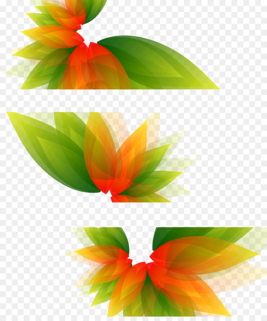 Banner diseño Gráfico Creatividad - Pétalo decoración de vector de ...
