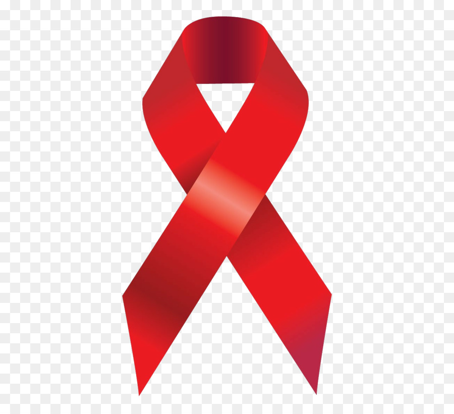 Epidemiology Of Hivaids Red Ribbon World Aids Day Red Ribbon Png