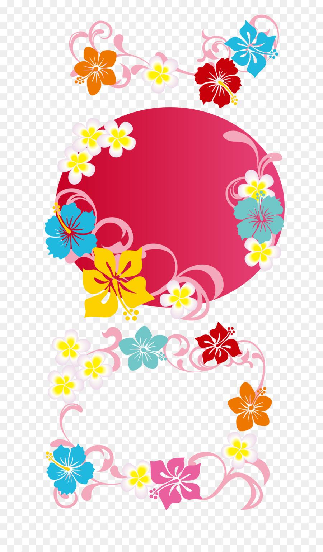 Royalty-free Poster Illustration - Wedding decorative motifs png ...