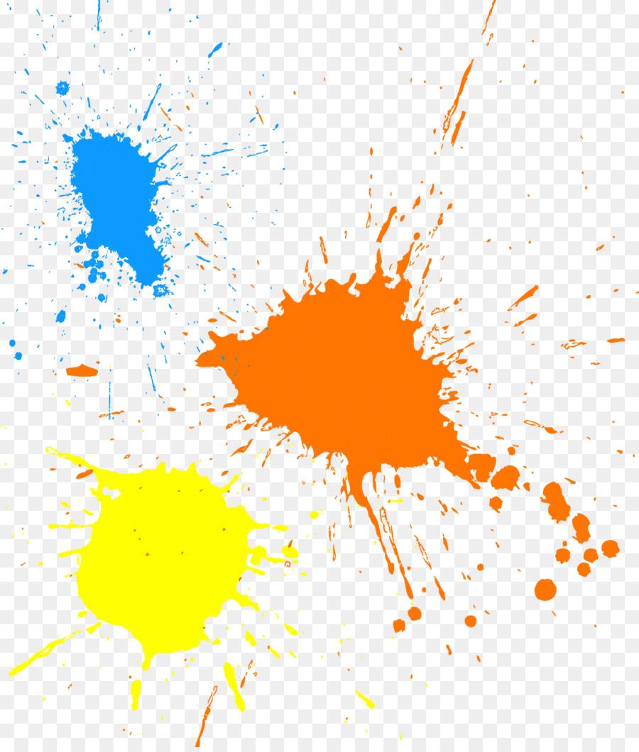 paint splash ink brush paint splash png download 1200 Ink Splat Vector Vector Banner Shapes