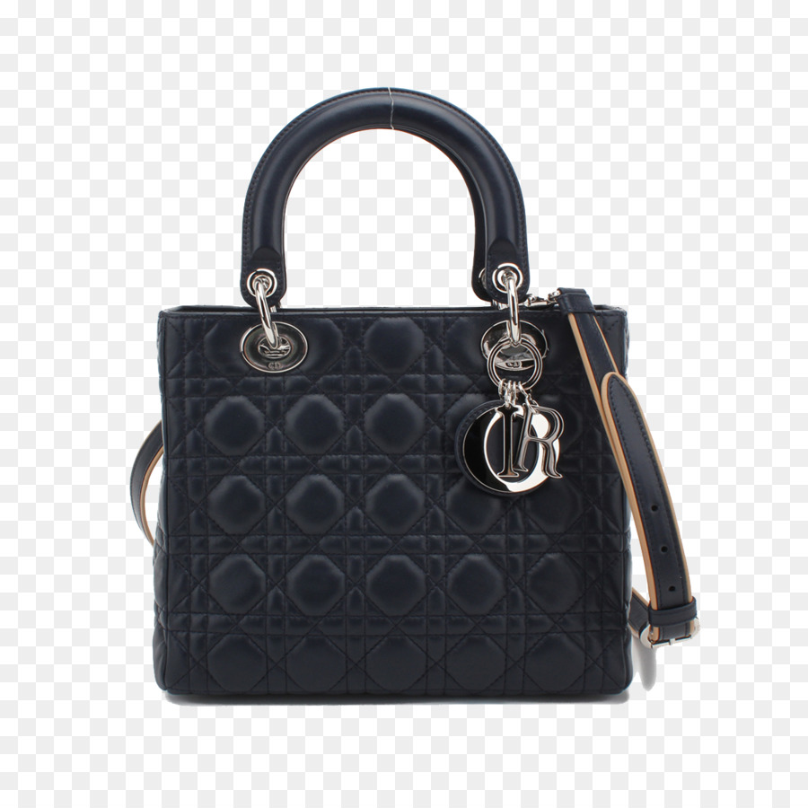 Chanel Lady Dior Handbag Christian Dior SE - Women s black backpack  portable png download - 1200 1200 - Free Transparent Chanel png Download. 0c011d818c