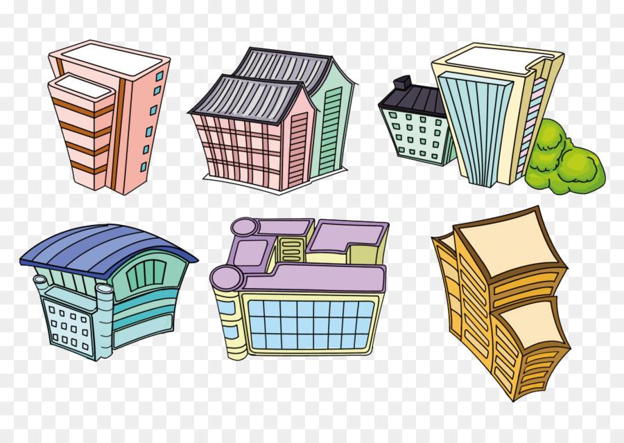 La Construcción De Dibujo De Dibujos Animados - El Color de la ...