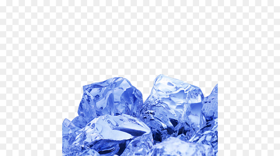 Ice Cube Pack Blue Wallpaper