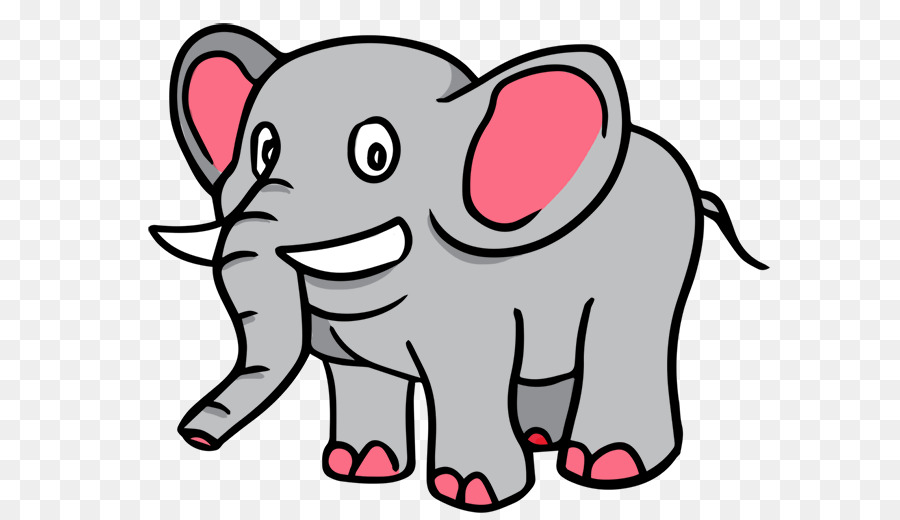 cartoon drawing elephant clip art funny elephant cartoon png rh kisspng com clipart of elephant face clipart of elephants free