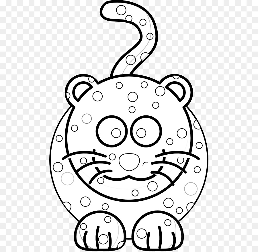 Singa Mewarnai Buku Clip Art Natal Gambar Garis Unduh Garis Seni