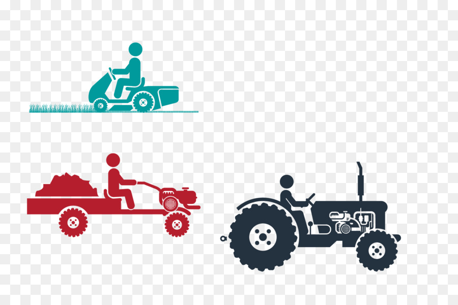Agricultural Machinery Agriculture Combine Harvester Vector